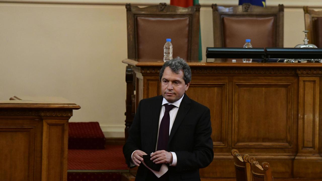 Тошко Йорданов: Топката е в полето на ДБ и ИБГНИ, чакаме ход от тяхна страна