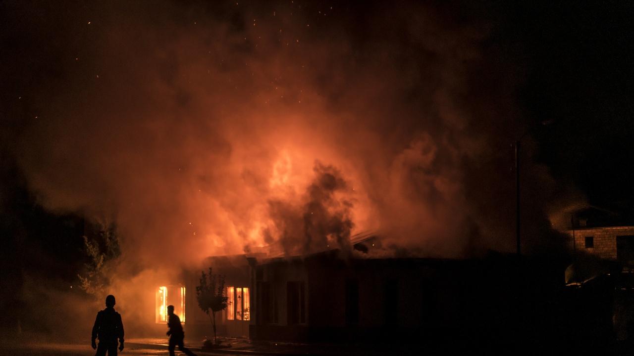 Най-малко четири жертви на горските пожари в Турция
