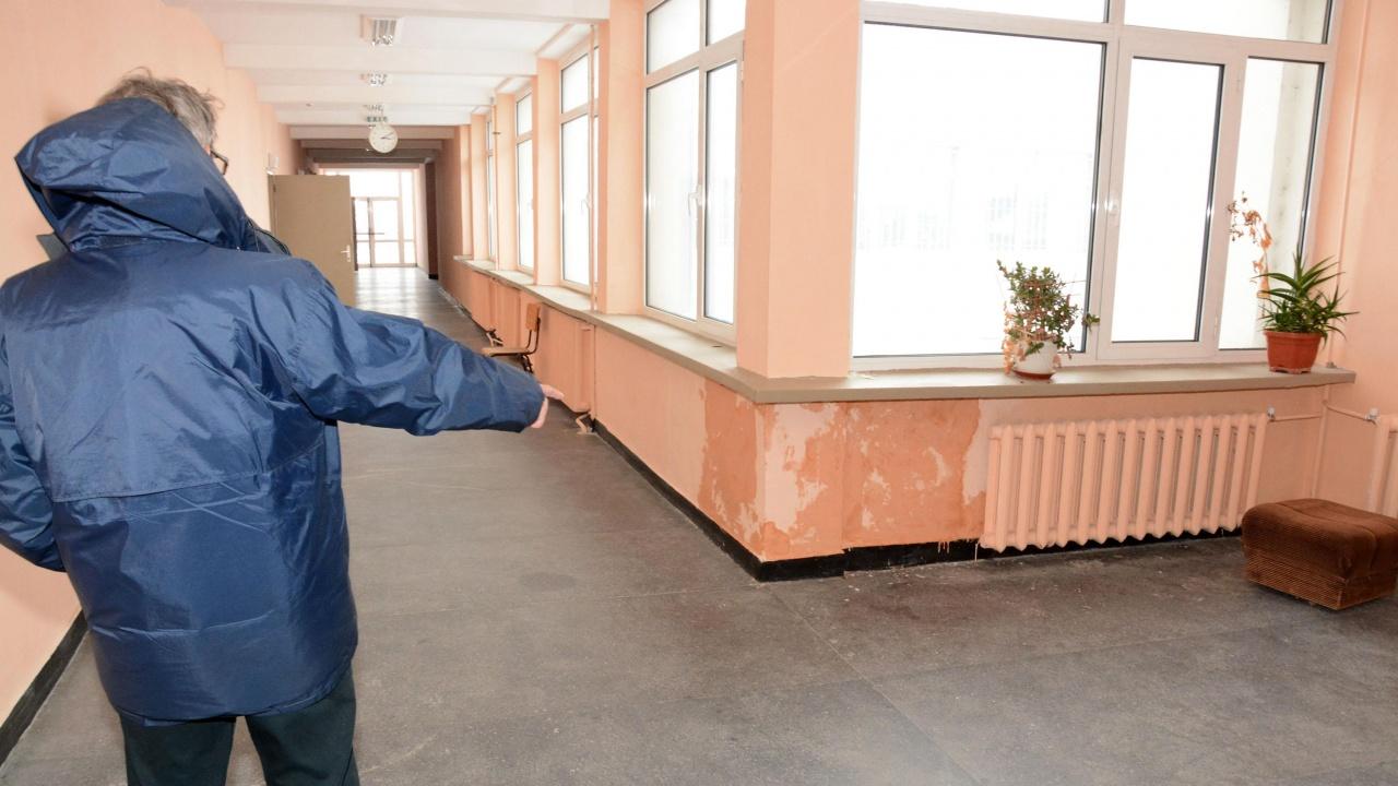 Започна ремонт на училището в село Кадиево