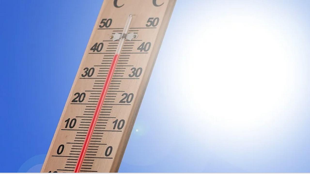 Температурата в Ямбол достигна 39.1 градуса