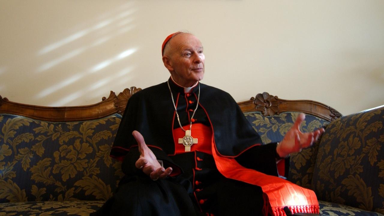 Бившият кардинал Маккарик е обвинен в сексуално посегателство срещу дете