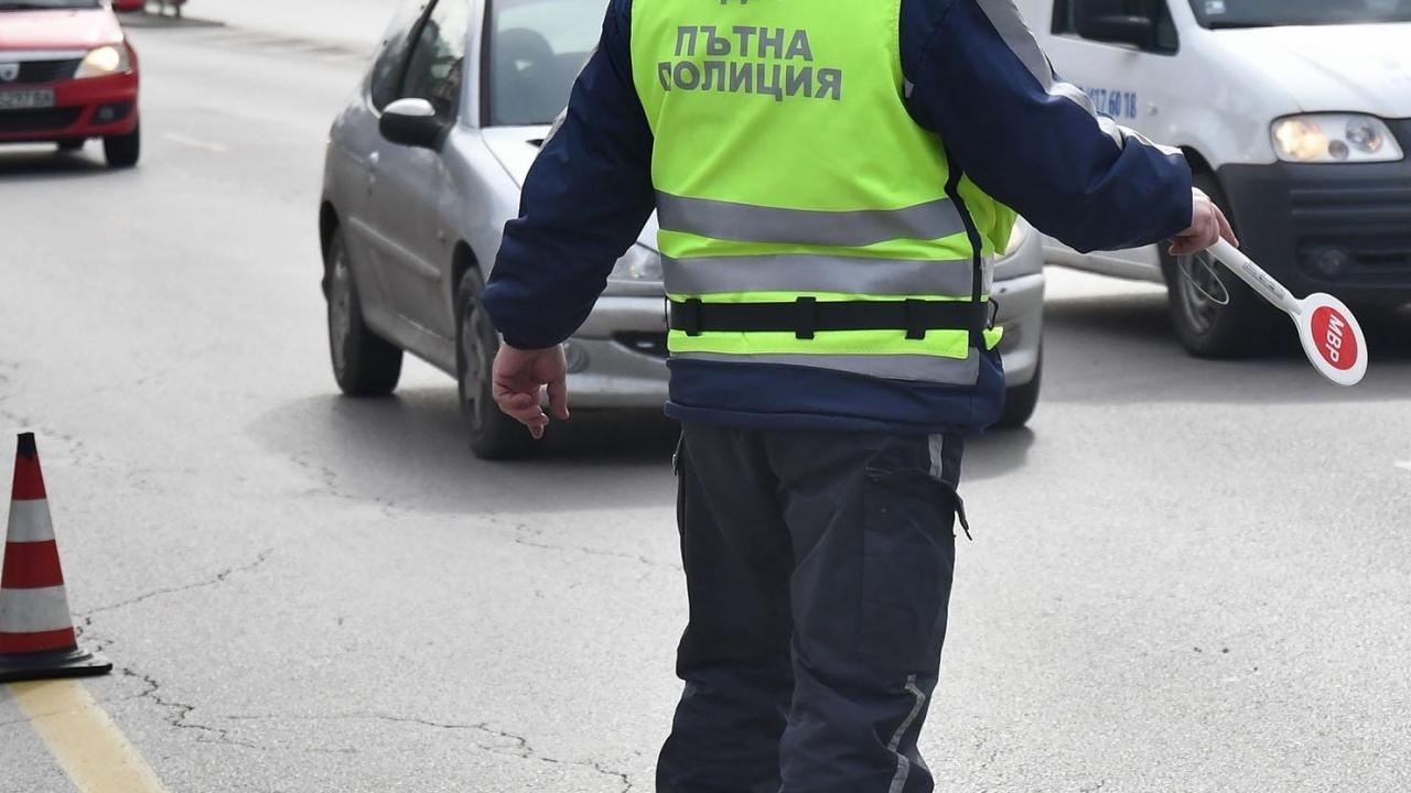 """""""Пътна полиция"""" с нова акция, пазят уязвимите участници в движението"""