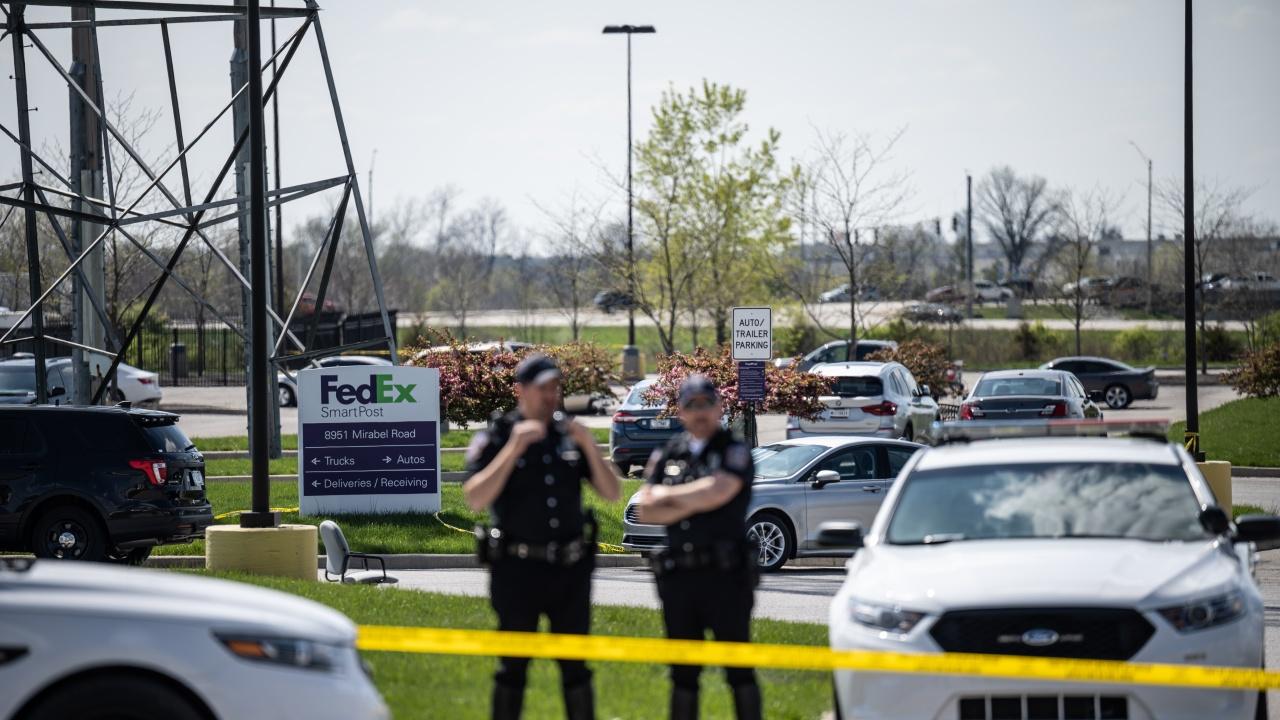 Стрелба в Индианаполис, има ранени