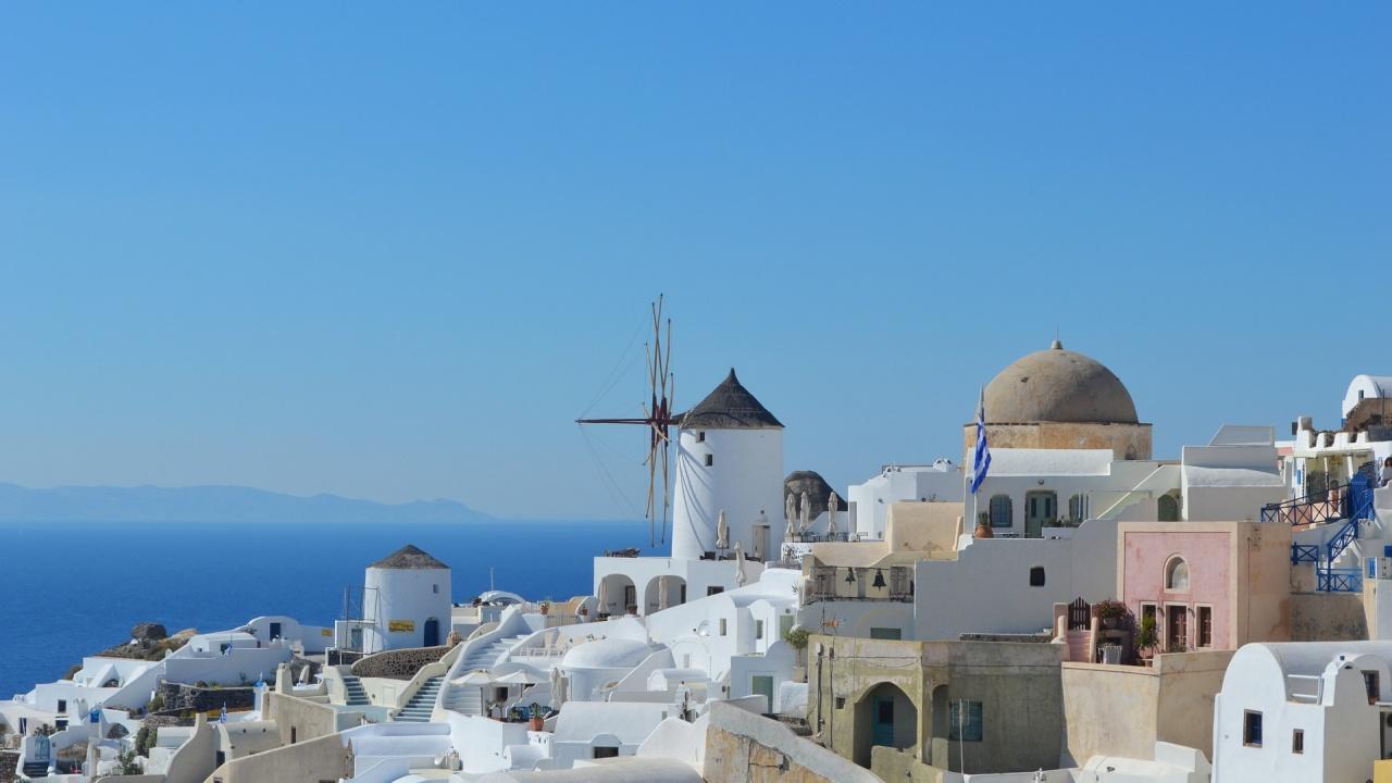 Опасни горещини в Гърция