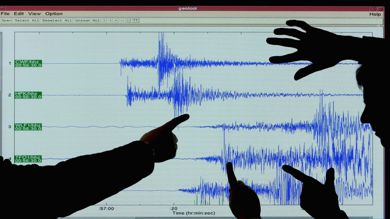 Земетресение люля Северна Македония