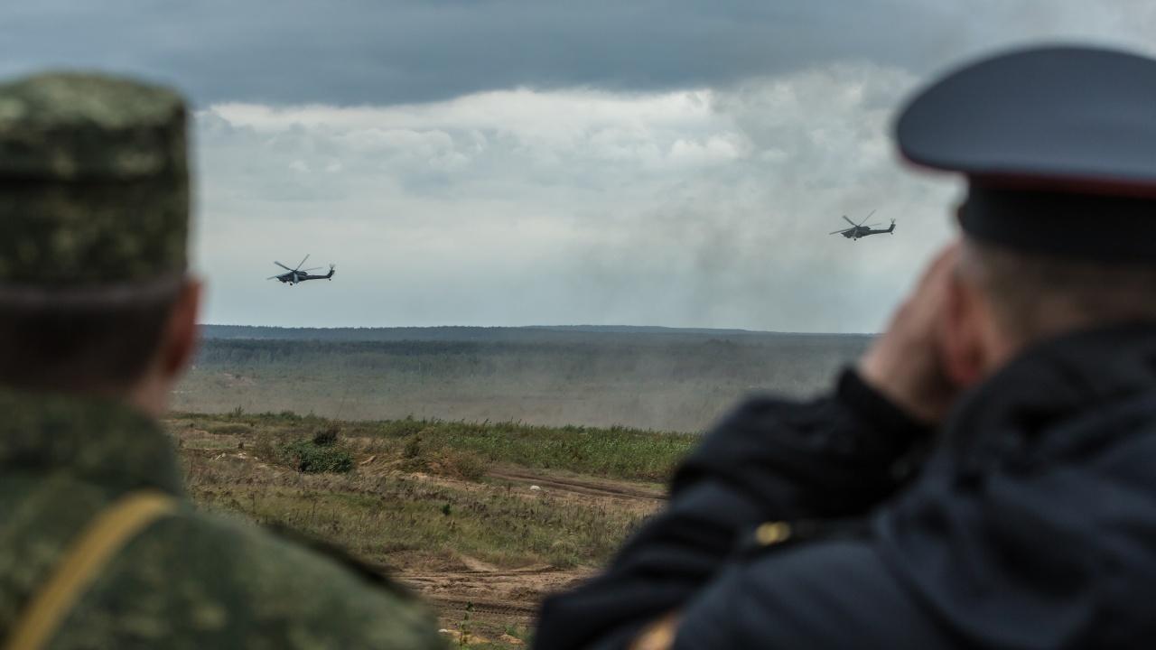 Русия увеличава мащаба на военните учения в близост до границата с Афганистан
