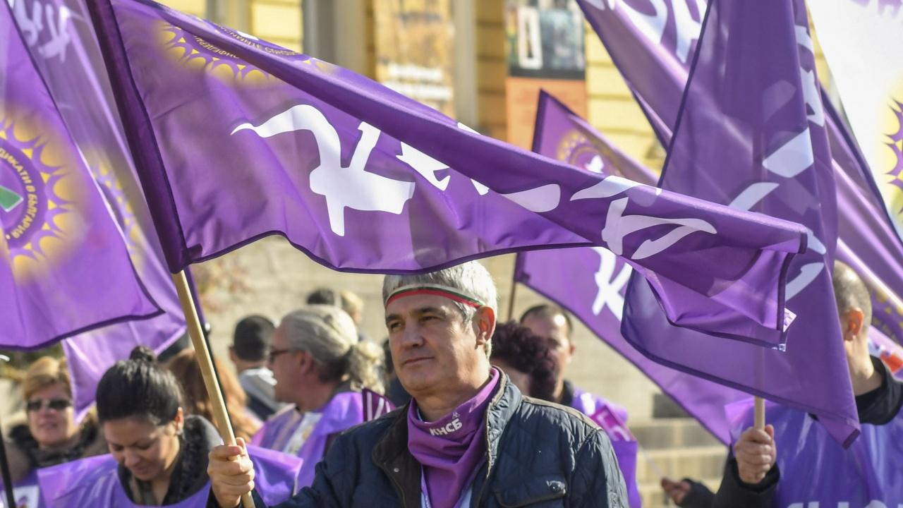 КНСБ има бележки и предложения към Плана за възстановяване