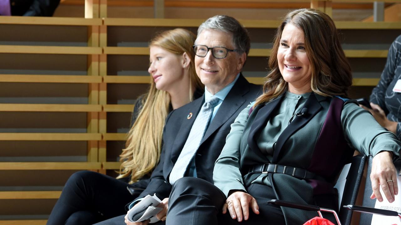 Бил и Мелинда Гейтс вече официално са разведени