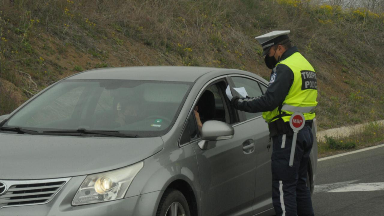 """Арестувани са двама чужденци, опитали да подкупят полицай на АМ """"Тракия"""""""