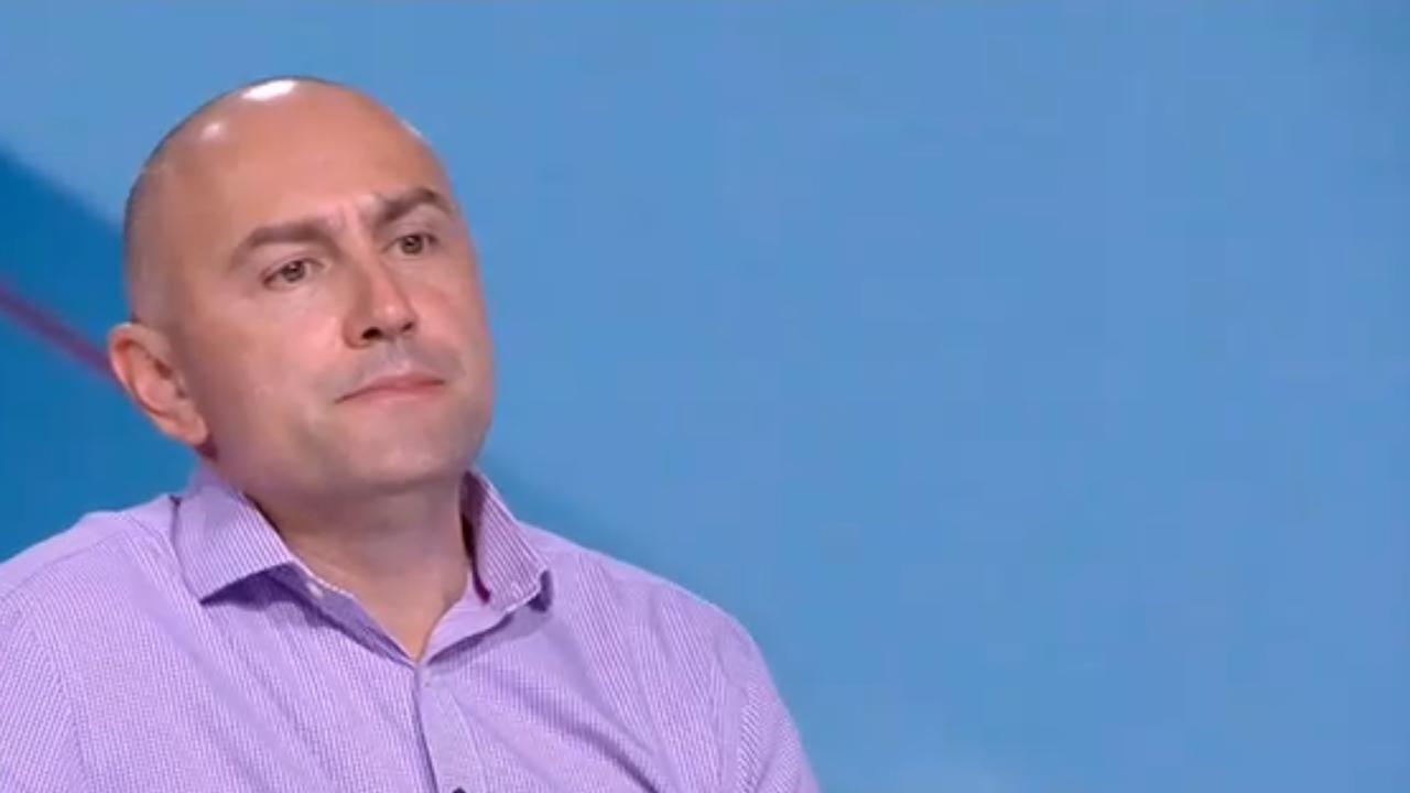 Любомир Каримански: Не съм атакувал Кирил Петков, зададох му професионални въпроси