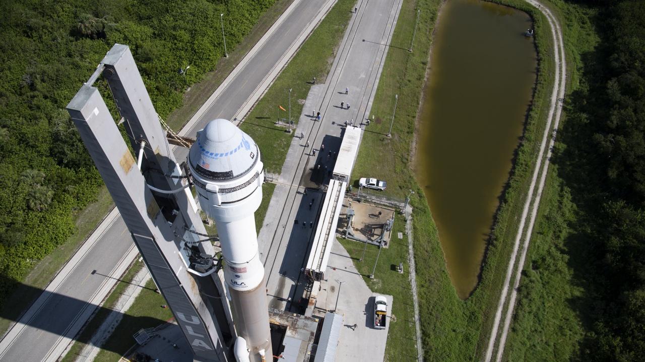 """Отложиха изстрелването на космическия кораб """"Старлайнър"""" към МКС"""
