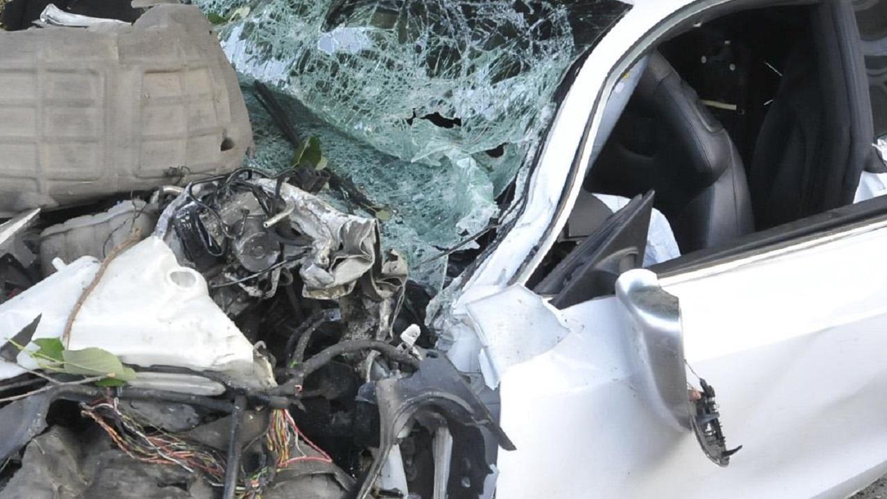 Катастрофа на пътя Силистра - Русе, има ранени