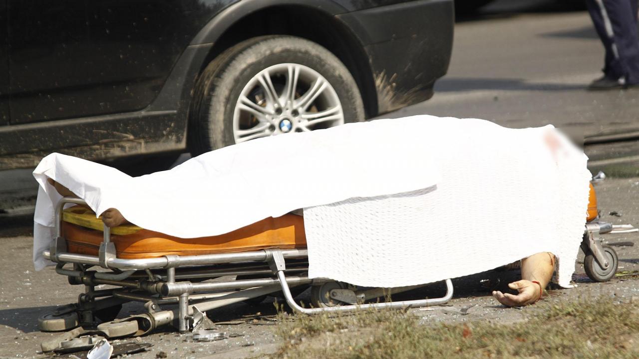 Верижно меле в Монтана взе живота на пешеходец