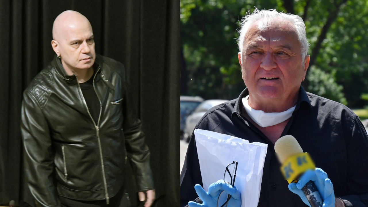 Сашо Диков разби Трифонов: Слави се самоубива. Все още не вярвам, че го самоубиват!