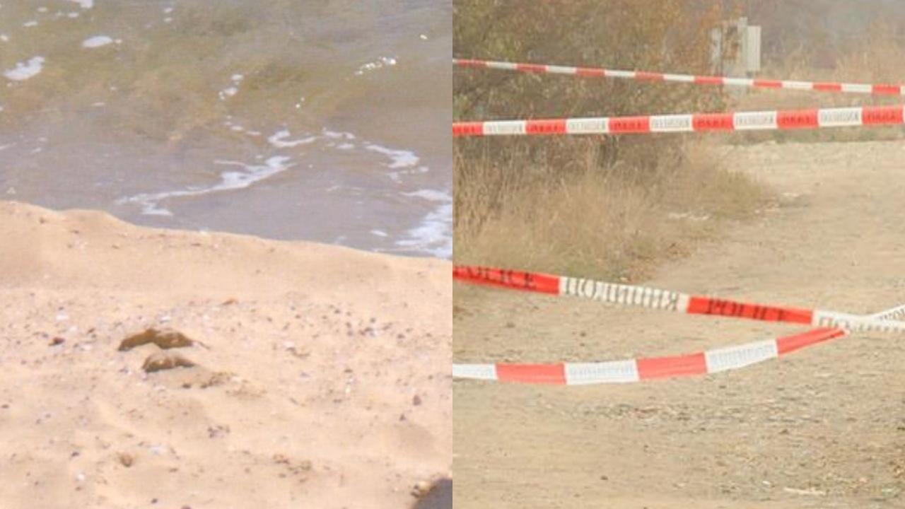 Възрастен мъж открит мъртъв на плажа в Царево