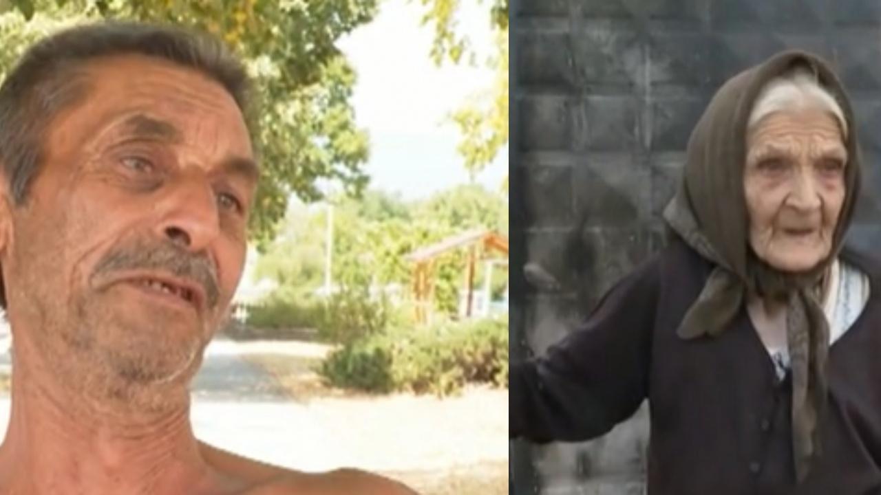 Мъж  спаси 90-годишна жена от горяща къща в Старосел
