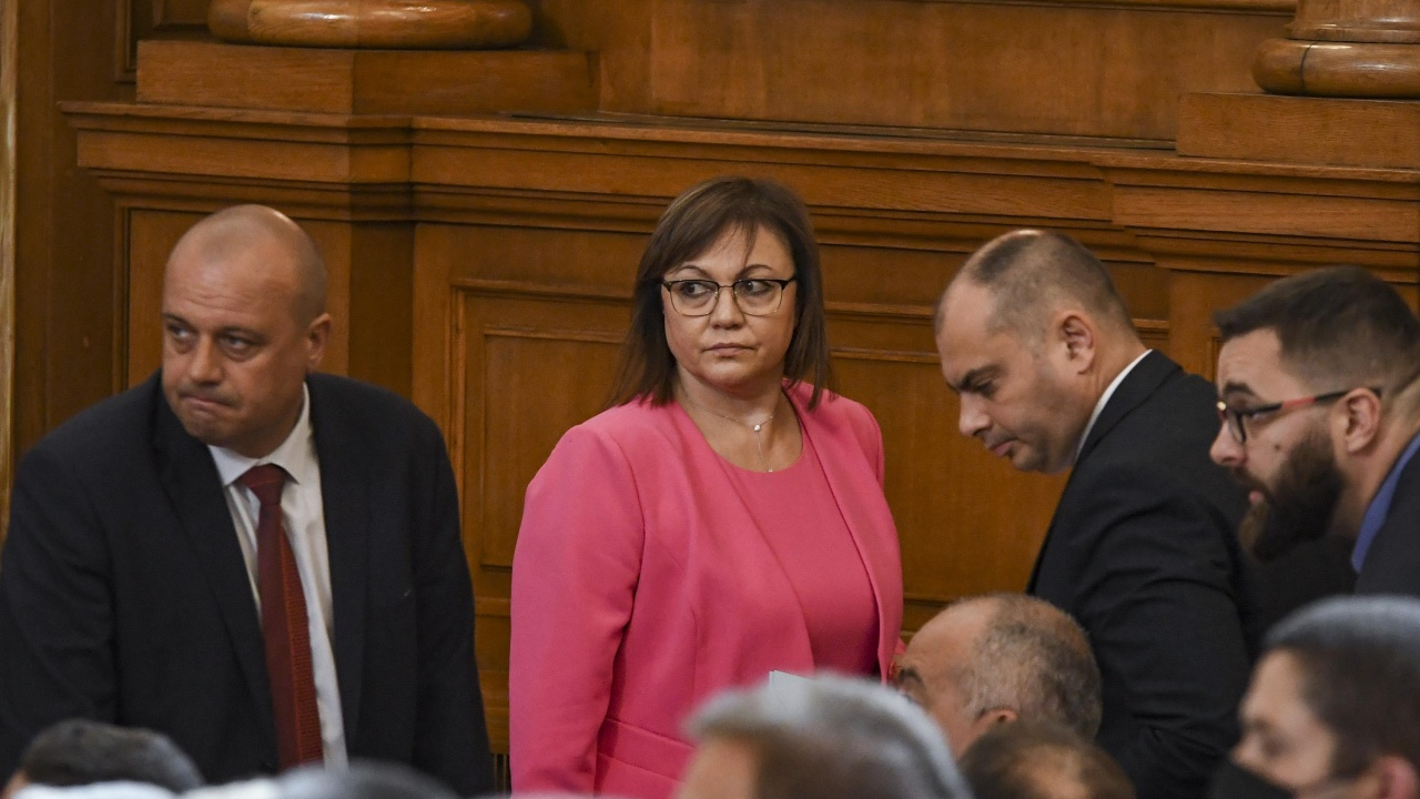 Добромир Живков: БСП и вероятно ГЕРБ или ДПС ще решат съдбата на кабинета на ИТН
