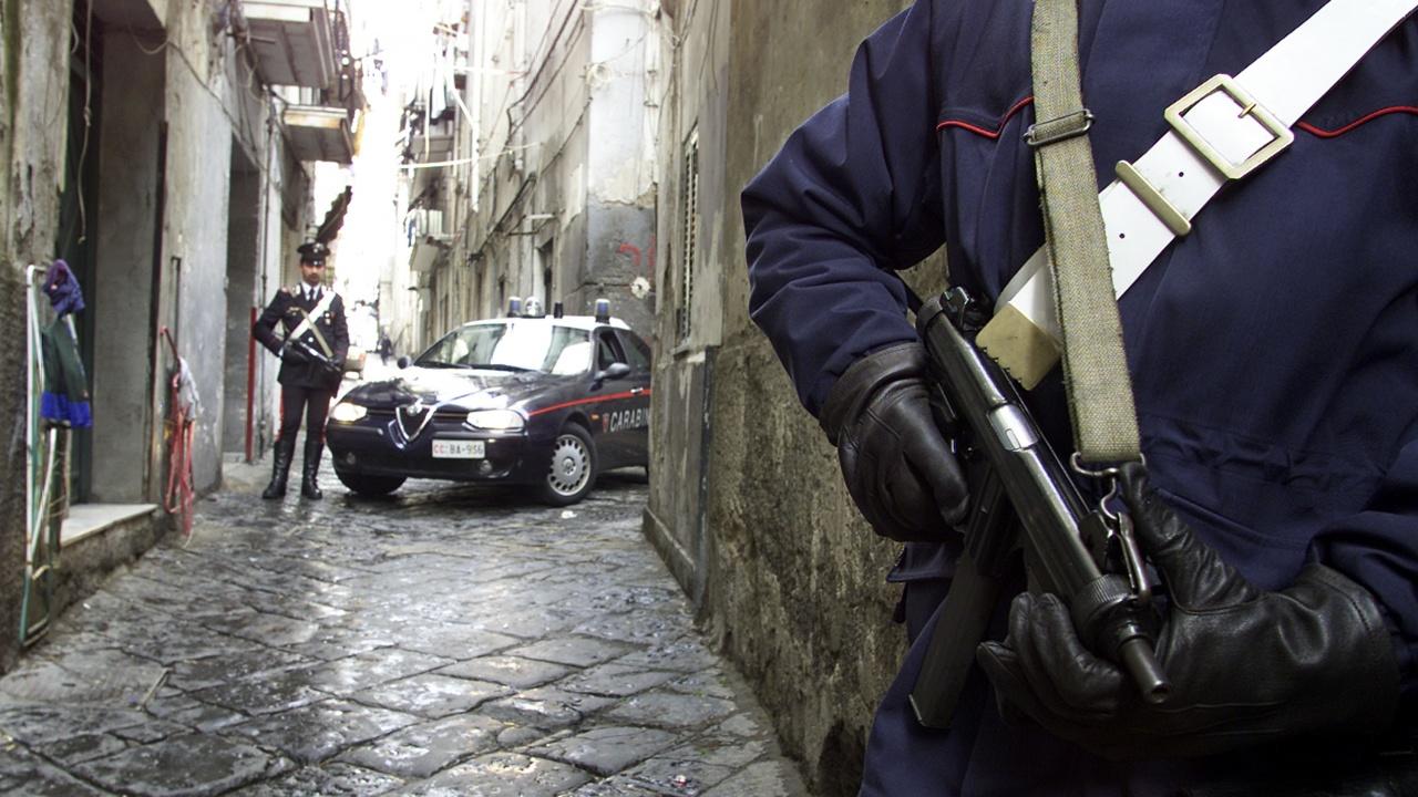 Задържаха влиятелна италианска мафиотка