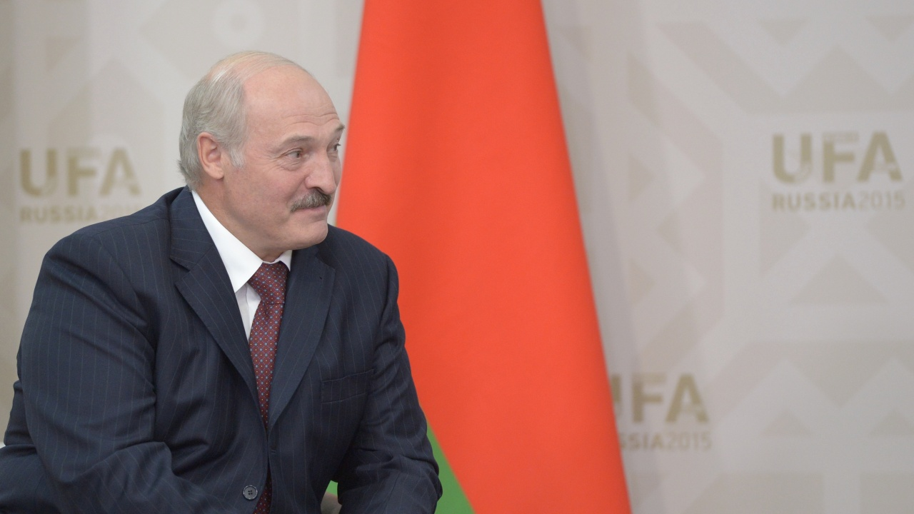 Протест в Украйна с искане президентът на Беларус да подаде оставка
