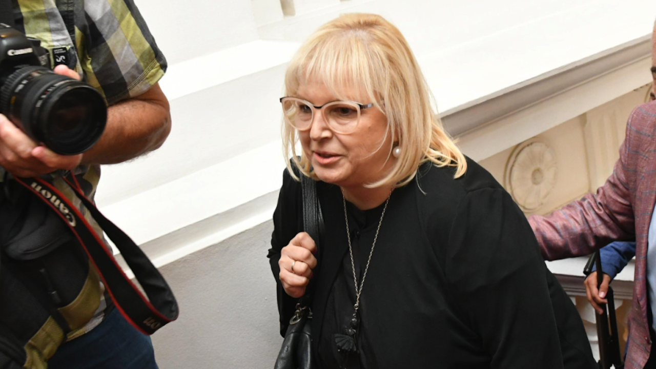 Депутатите на Мария Капон от ИБГНИ няма да подкрепят кабинета на ИТН