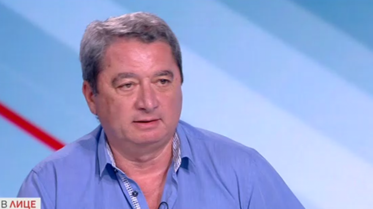 Емануил Йорданов за Петър Илиев: Един вътрешен министър трябва да може да си сдържа нервите