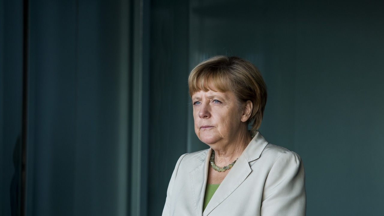 Очакват Меркел в Украйна