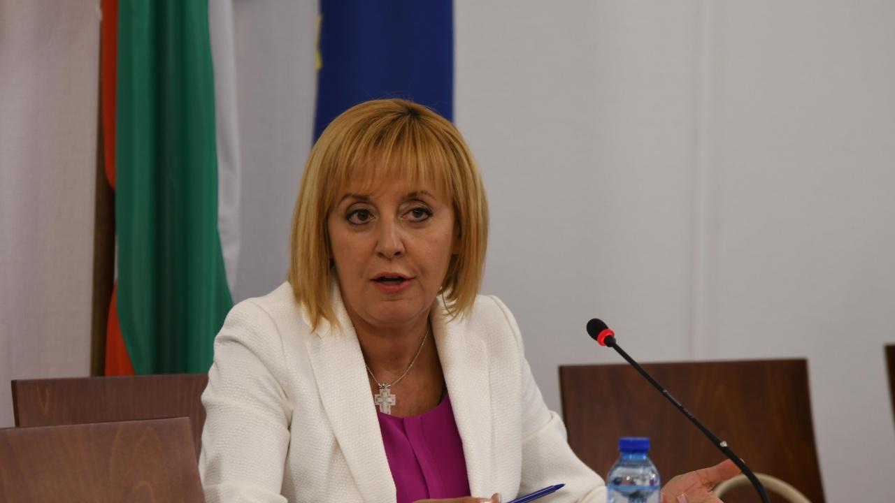 Мая Манолова: Ако ИТН наистина искат да държат ГЕРБ и ДПС далече от властта, ще се включат в разговори за третия мандат