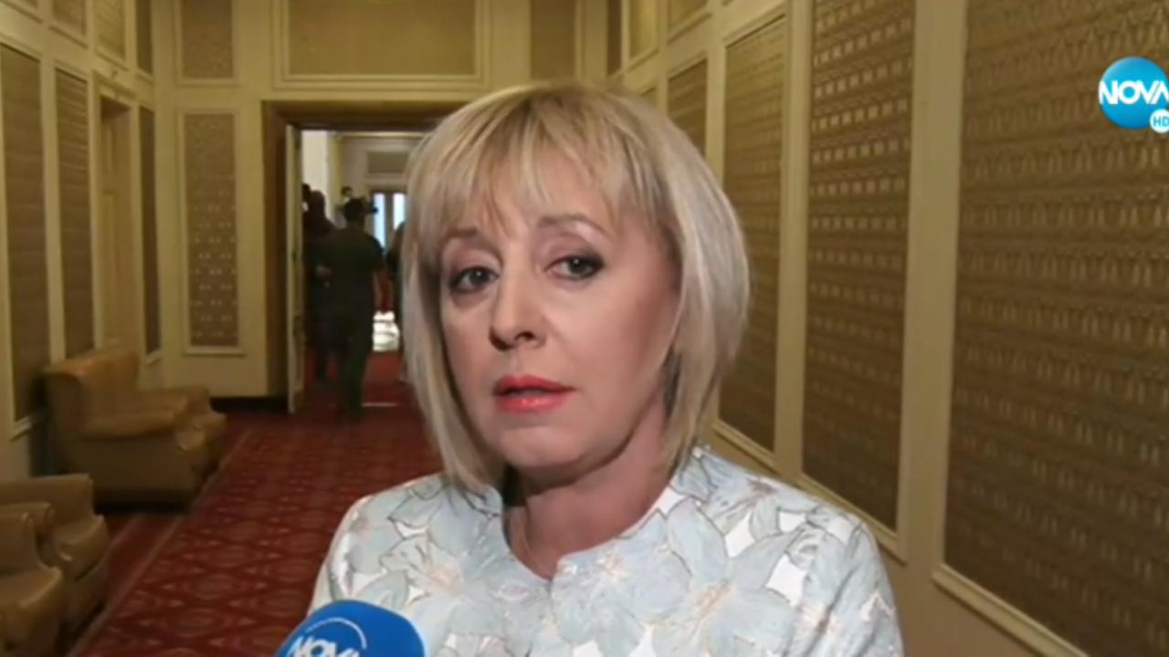 Мая Манолова: Никой не сме предали!