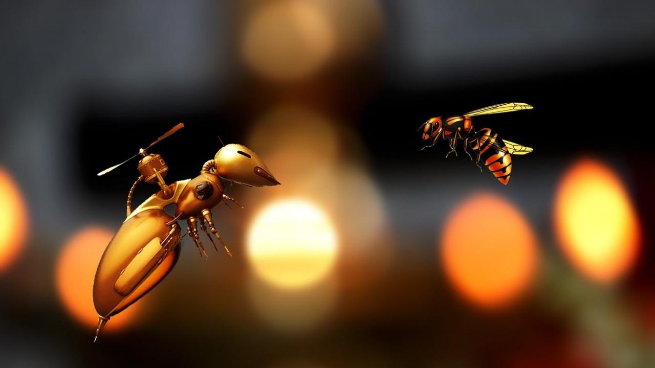 Направиха роботизиран кошер за пчели