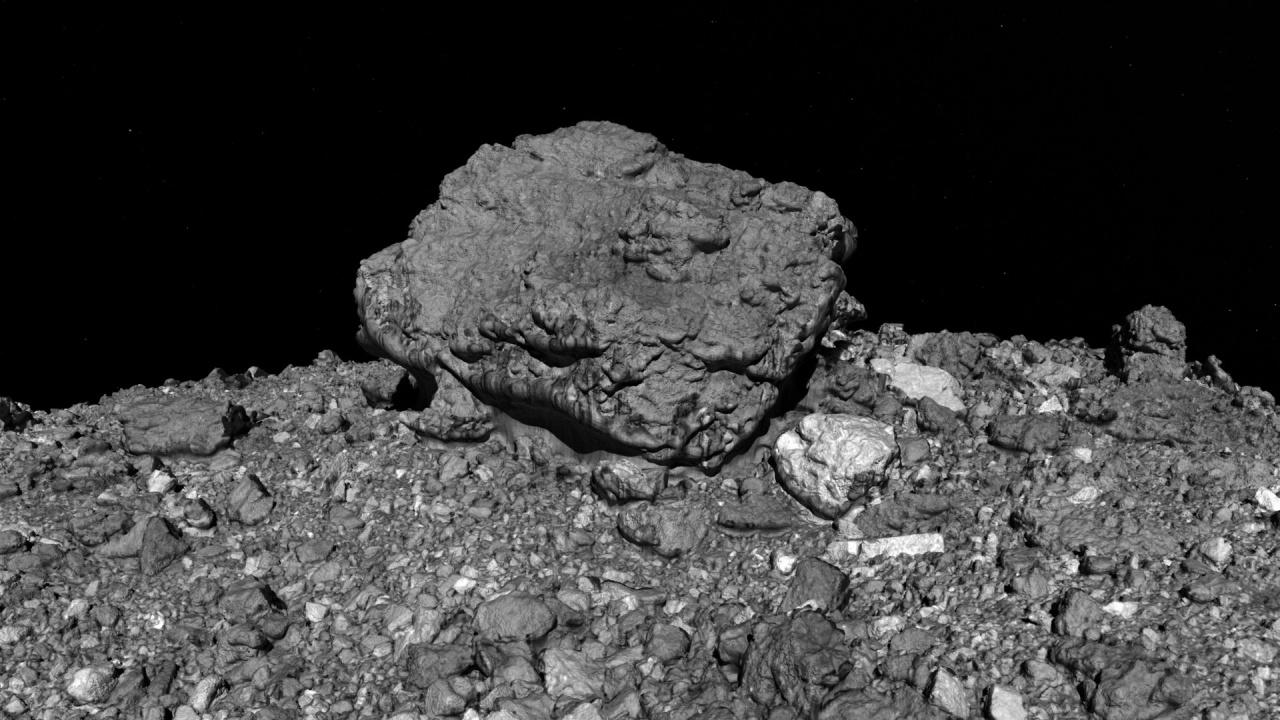 Увеличи се вероятността астероидът Бену да удари Земята