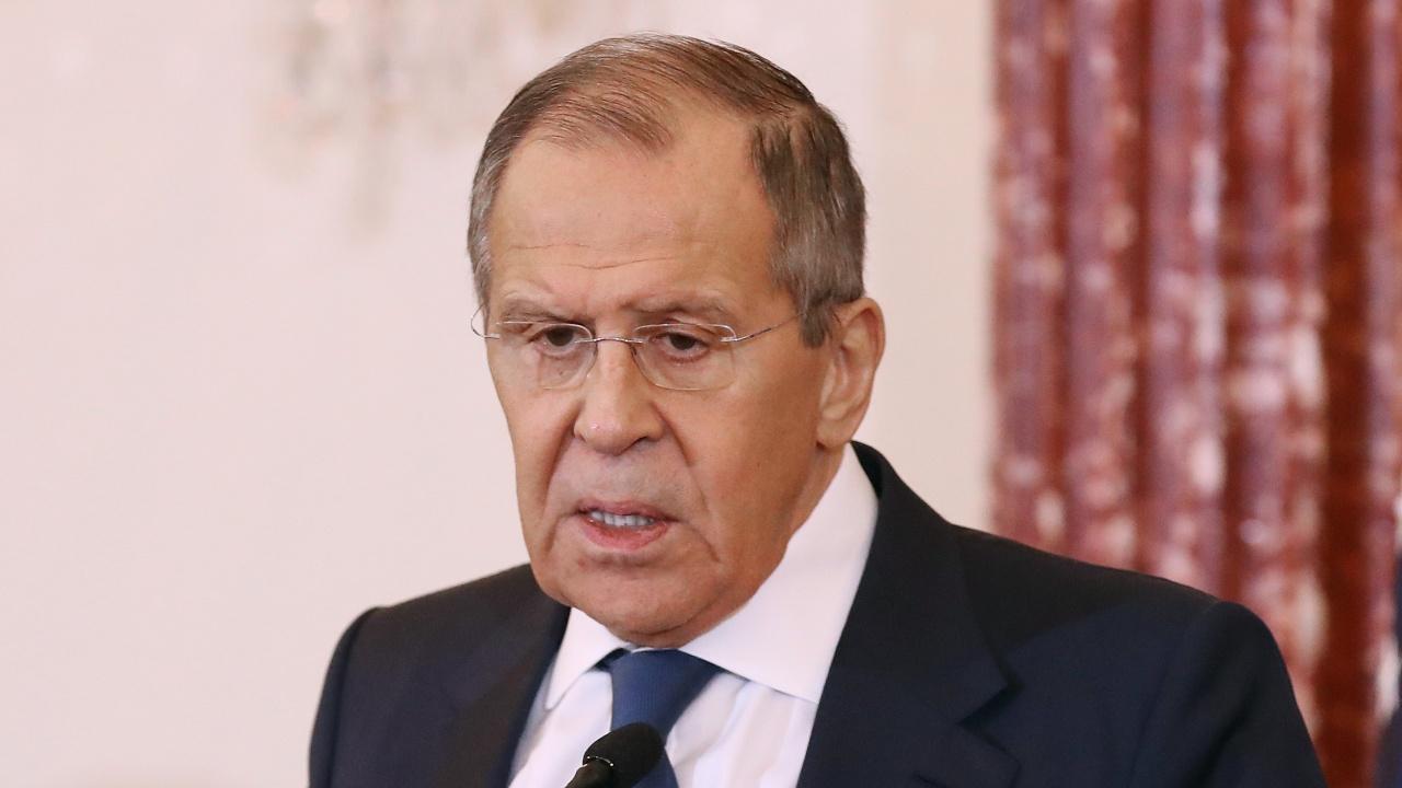 Сергей Лавров: Срещу нас провеждат наказателна акция