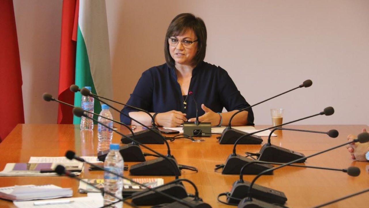 Корнелия Нинова: Разследване, съд и отговорност за побоя над протестиращите