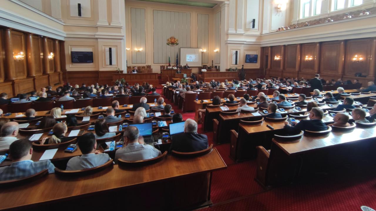 """КНСБ и КТ """"Подкрепа"""" с апел към депутатите: Актуализирайте в спешен порядък бюджета"""
