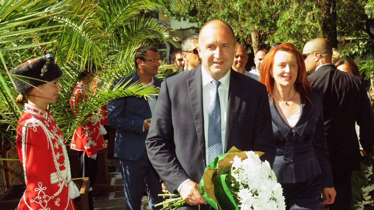 Румен Радев ще участва в тържественото отбелязване на Шипченската епопея и честванията на Петрова нива