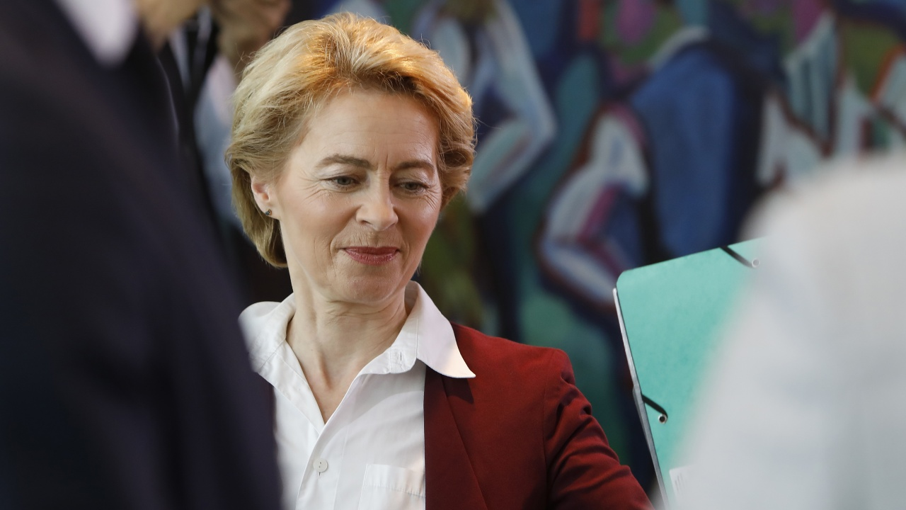 Урсула фон дер Лайен: ЕС не признава талибаните