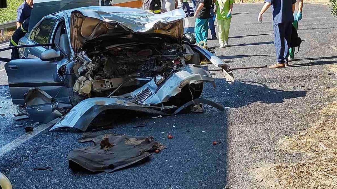 Тежка катастрофа със загинал е станала на пътя Русе-Бяла