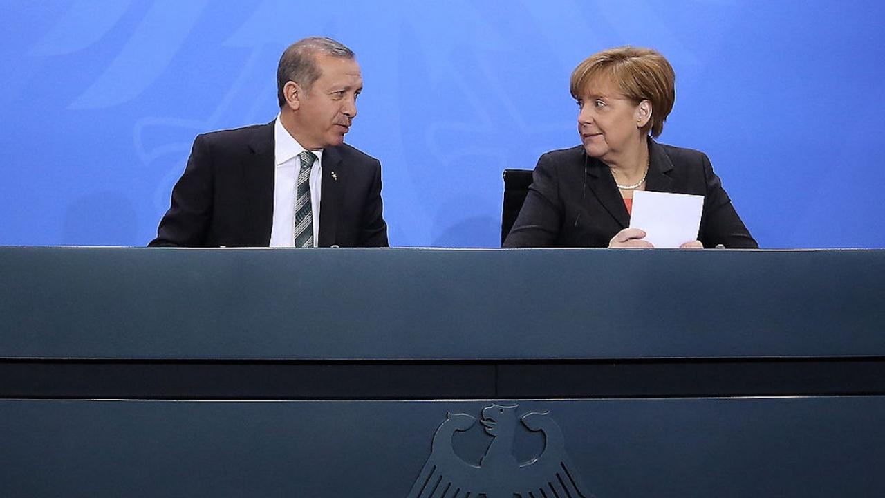 Меркел и Ердоган обсъдиха обстановката в Афганистан