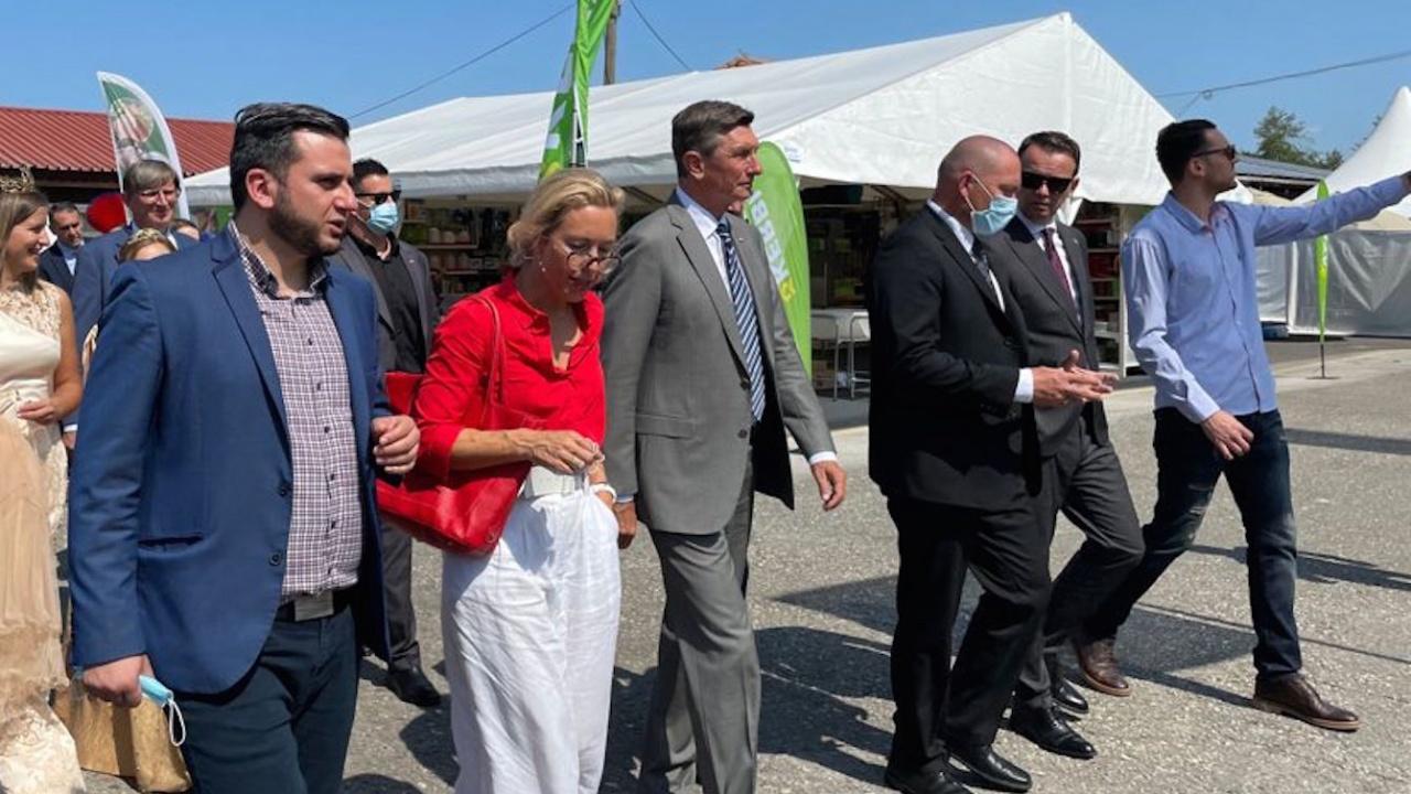 """България бе поканена да стане партнираща държава на """"АГРА Словения"""" през 2023 г."""
