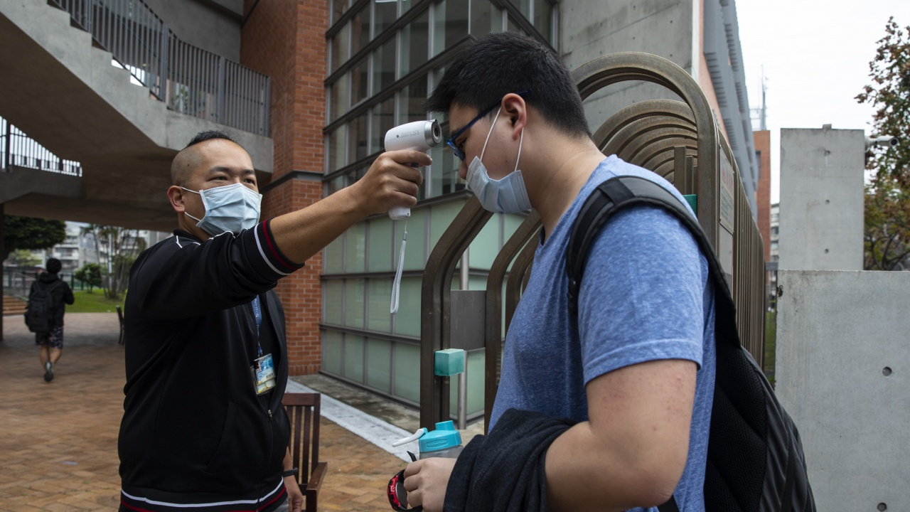 Тайван съобщи, че за пръв път от 9 май няма нови вътрешно заразени с COVID-19 на дневна база