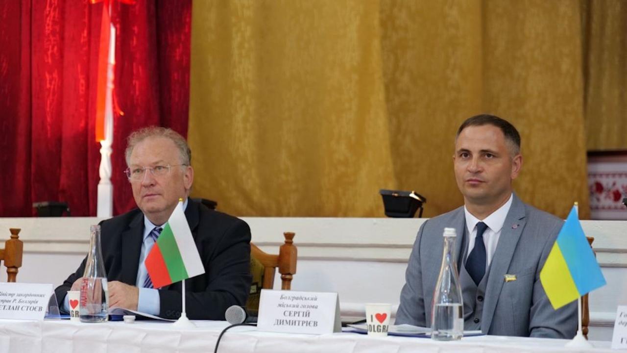 Светлан Стоев: Българите в Украйна сближават страните ни и обогатяват връзките ни