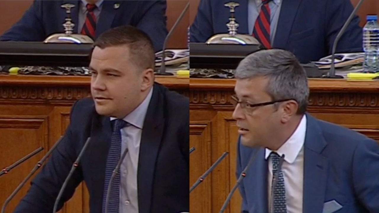 Лют скандал в парламента за коронавируса