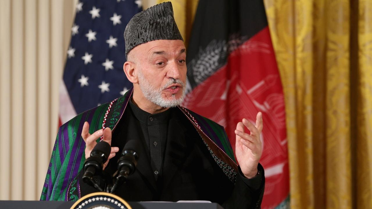 Талибаните арестуваха бивш афганистански президент