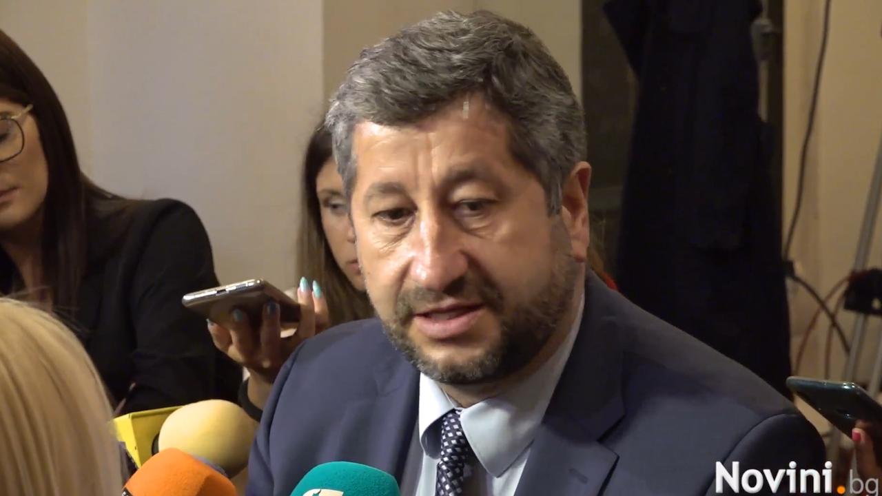 Христо Иванов коментира дали ДБ ще участват в преговори с БСП