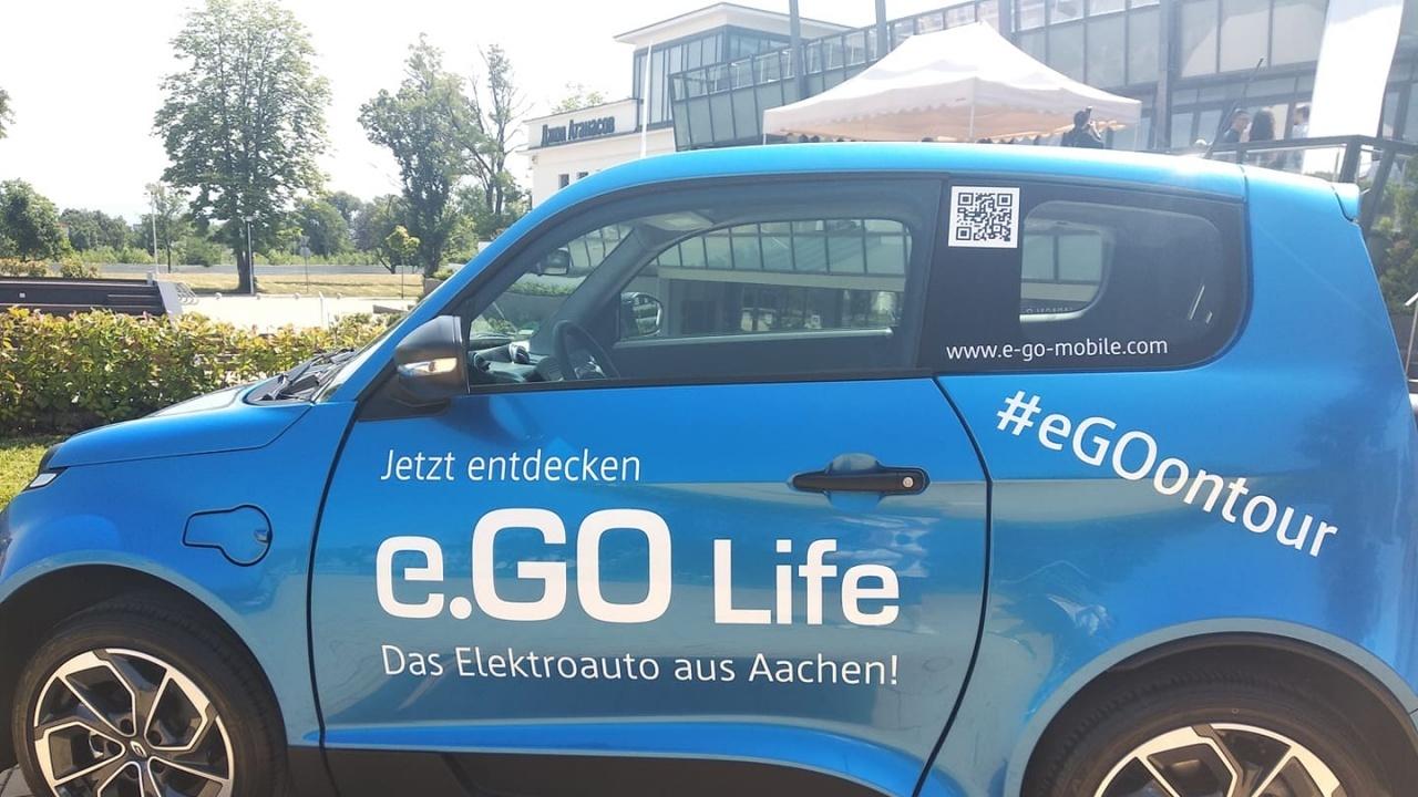 Next.e.GO, която ще прави електромобили в Ловеч, набра нови $57 млн.