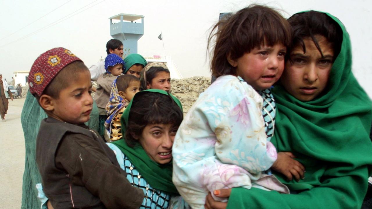 Половин милион афганистанци може да пресекат границите на съседните държави