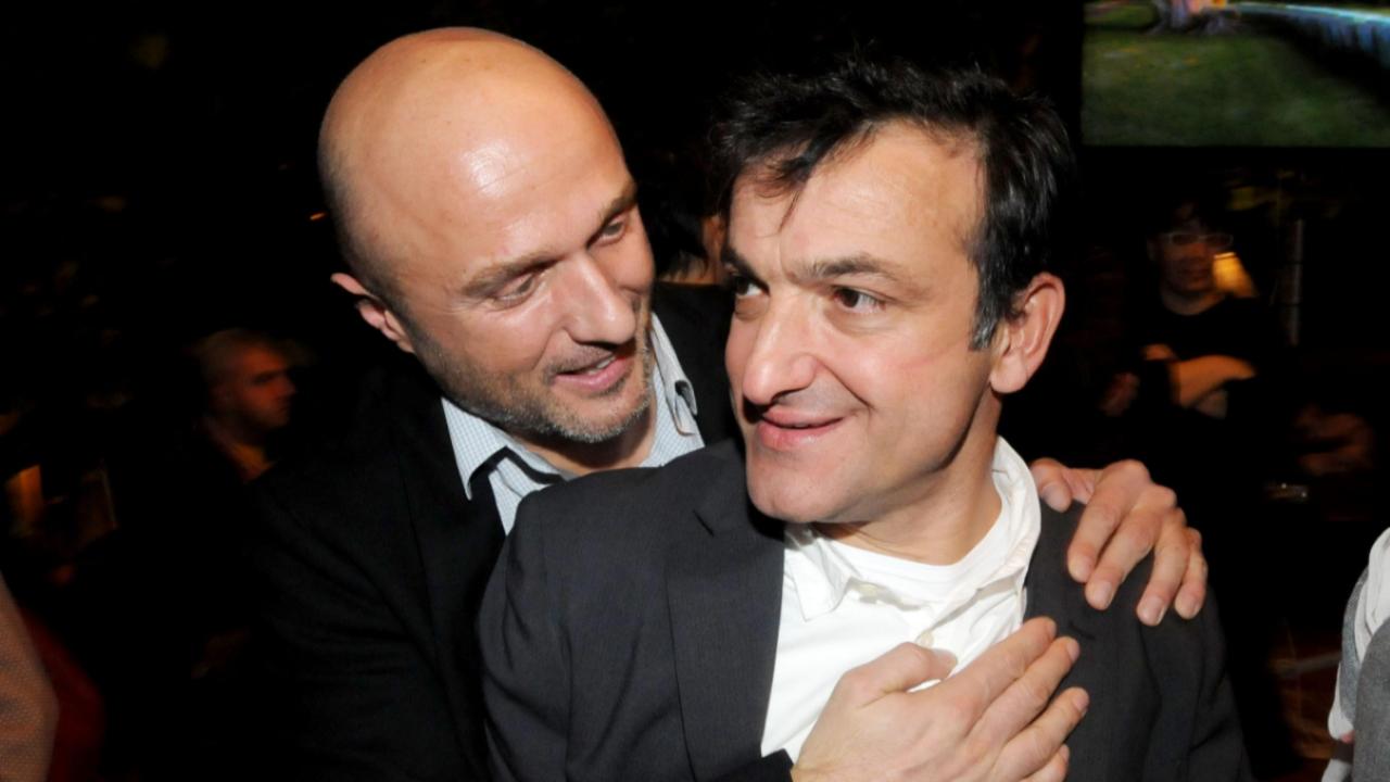Георги Тошев към Васил Василев - Зуека след напускането му на България: Винаги си бил по-смел от мен!