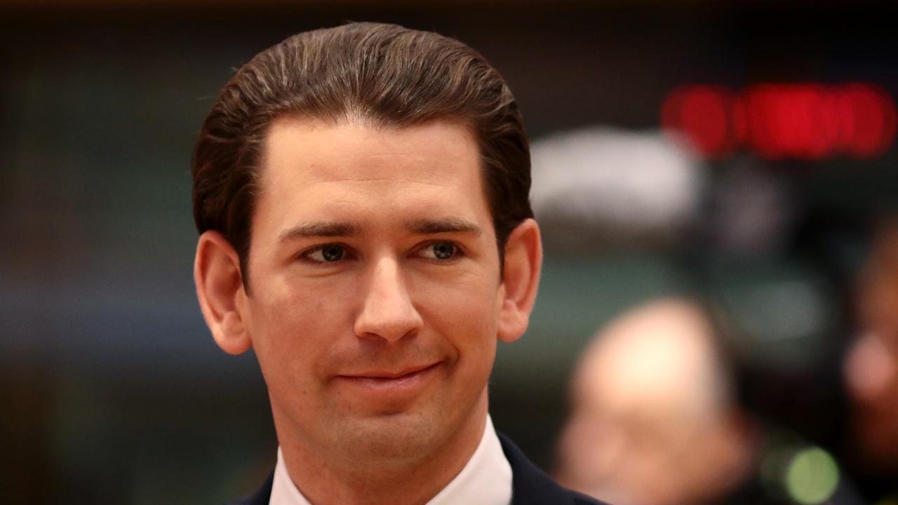 Себастиан Курц бе преизбран за лидер на Австрийската народна партия