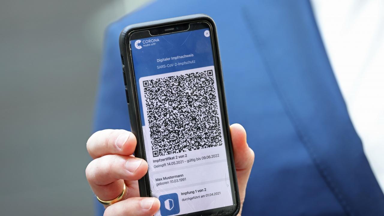 Вече е активно мобилното приложението за валидиране на COVID сертификати