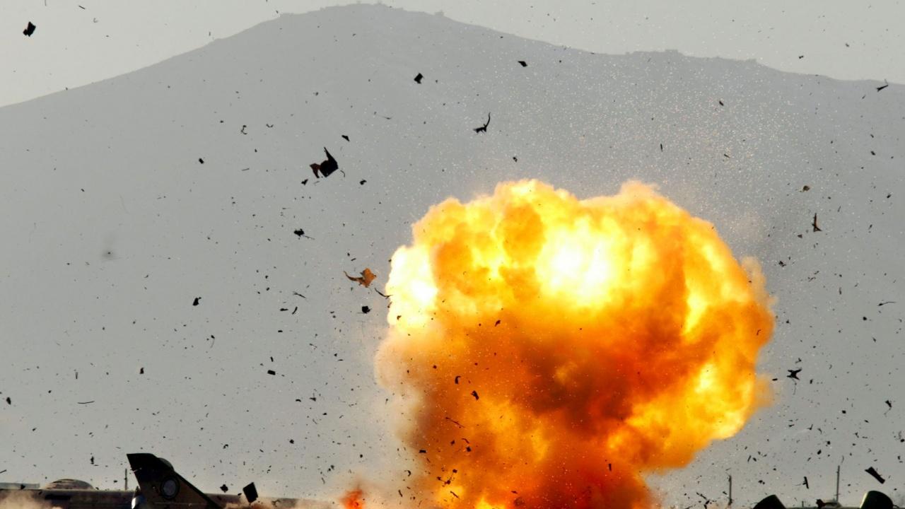 """САЩ: Американски дрон нанесе удар по кола-бомба на """"Ислямска държава"""" в Кабул"""