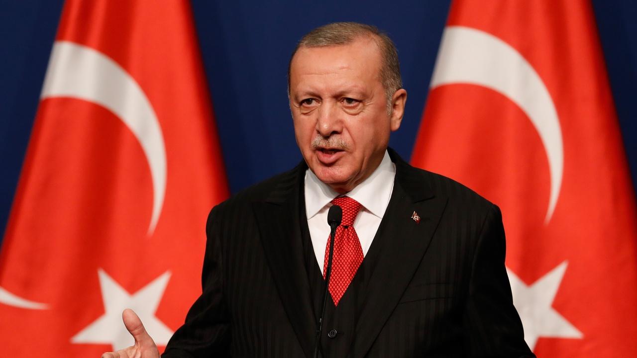 Ердоган: Турция е сред водещите страни, производители на безпилотна бойна технология
